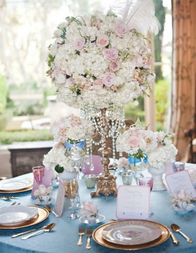 Fairy Tale Wedding Decor Ideas